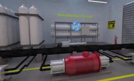 CETO Wave-Powered Desalination Pilot Plant