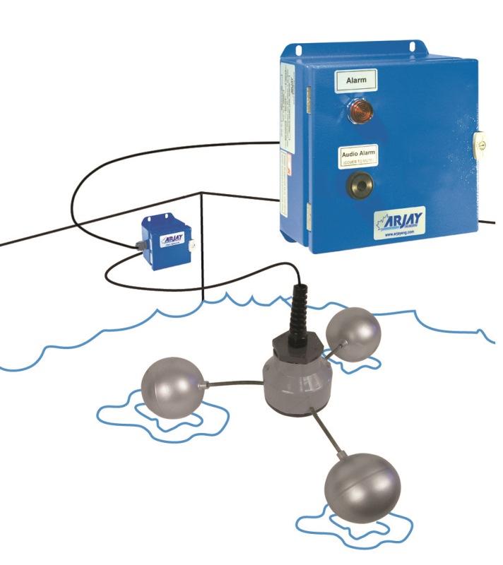 oil-spill alarm