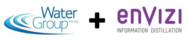 watergroup envizi logos