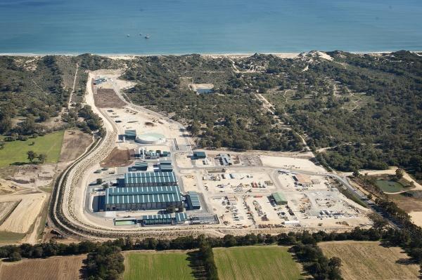 Southern Seawater plant