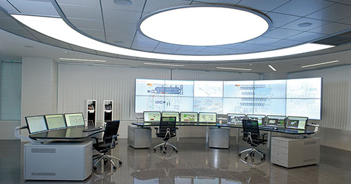 Symphony Plus Control Room