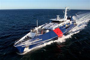 MARINER OMNIPURE Series M55 Marine Sewage Treatment System, Australian Patrol Boats