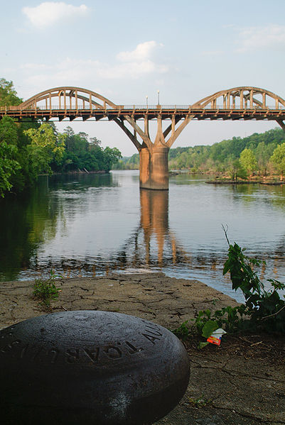 The US city of Uniontown undertook the upgrade and repair work to prevent sewage seeping into the Black Warrior River
