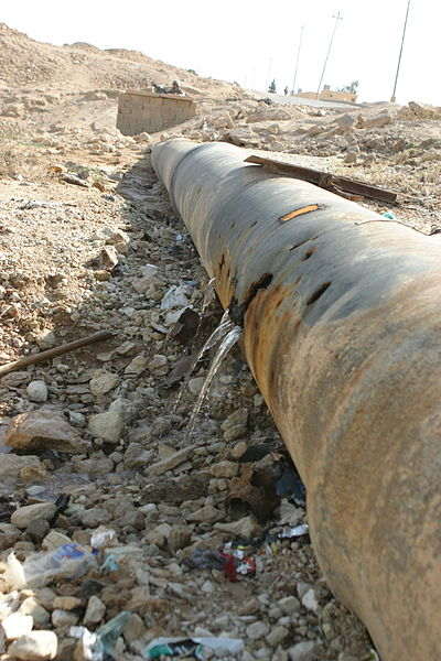 The San Diego Water Authority is relining water pipelines to increase the service life and reduce the risk of pipe failure