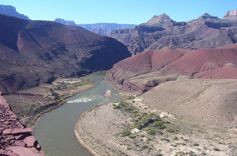 A study suggests that the water supply from the Colorado River may fall short by 2060.