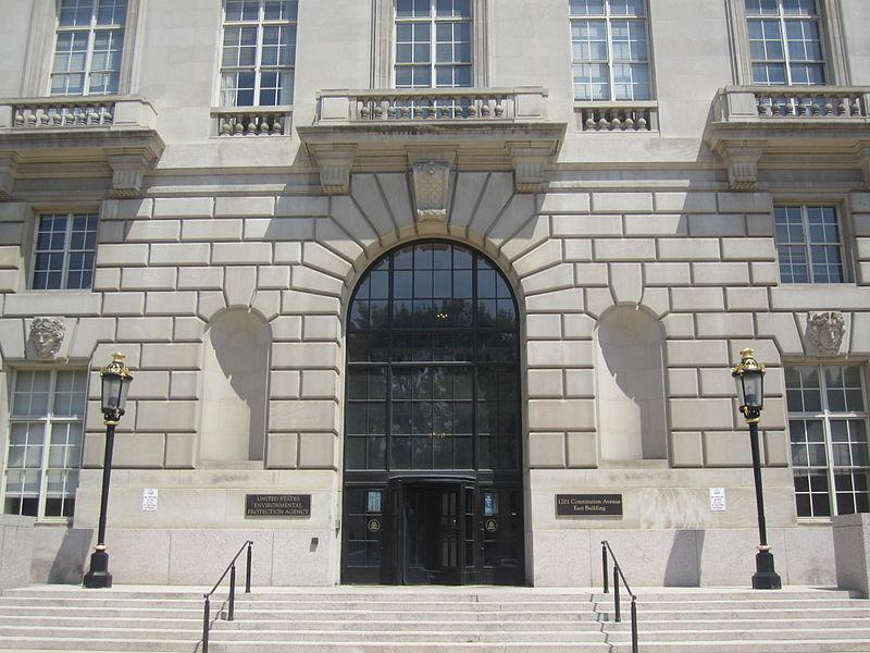 US EPA building