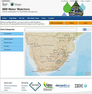 IBM, WaterWatchers