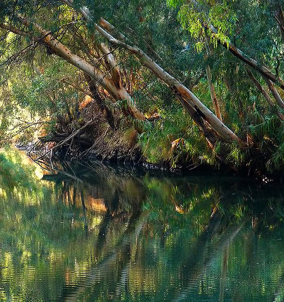 The master plan for Jordan River will provide equal water distribution between Israel, Palestine, and Jordan