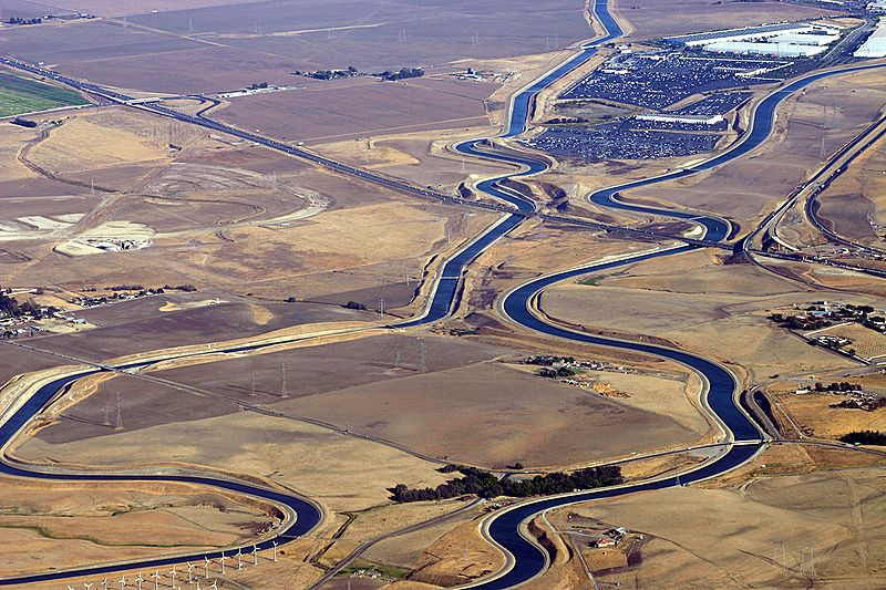 LightRiver Technologies will upgrade the communications network infrastructure of  California Aqueduct, operated by the California Department of Water Resources.