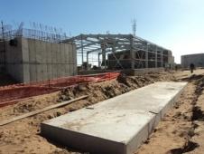 Lamberts Bay Seawater Desalination plant