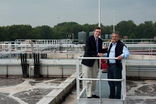 Nereda wastewater technology