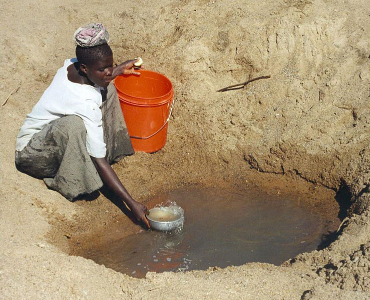 EU, KfW granted funds will be used to improve drinking water access in Tanzania.