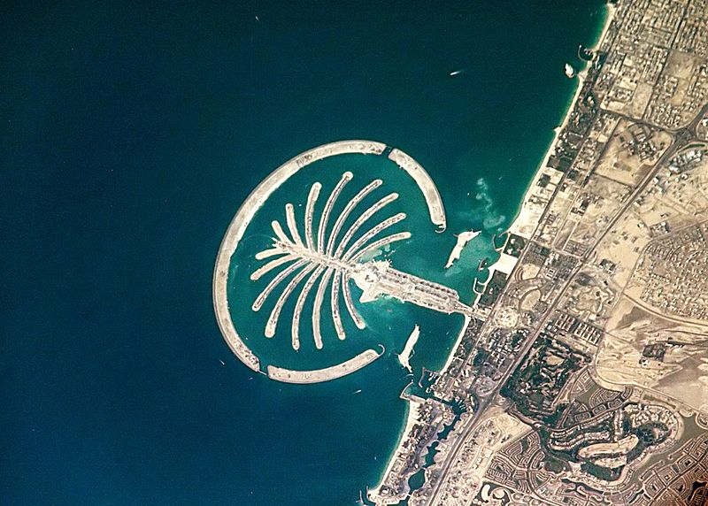 dubai contract in palm jumeirah