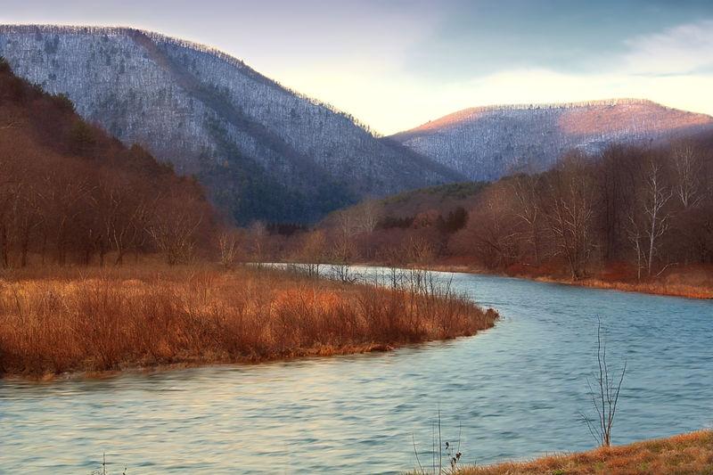 Pine Creek Watershed, Pennsylvania