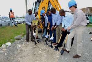 Port Antonio water, sewerage, drainage project in Jamaica