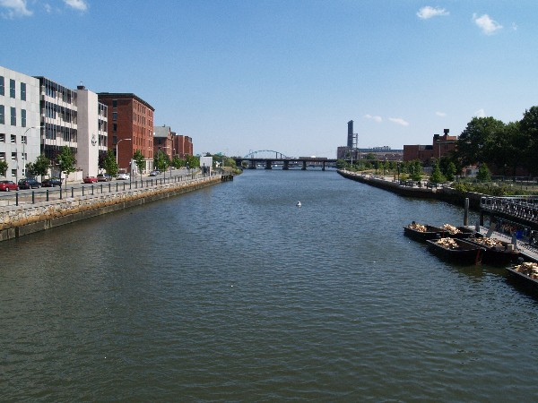 The upgrades at the city's water pollution control facility will improve water quality in the Providence River.
