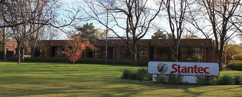 Stantec building in Michigan, US