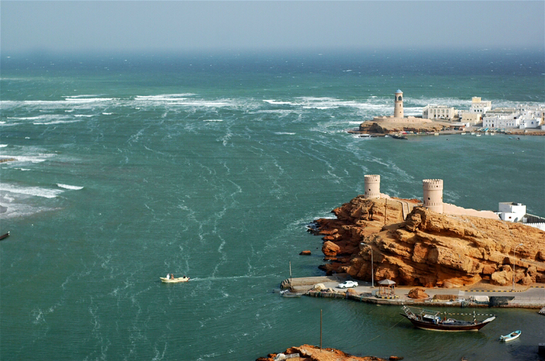 Vista of Sur, Oman