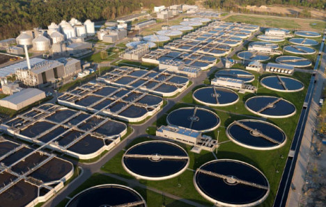 veolia water treatment plant