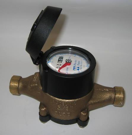 Itron water meter