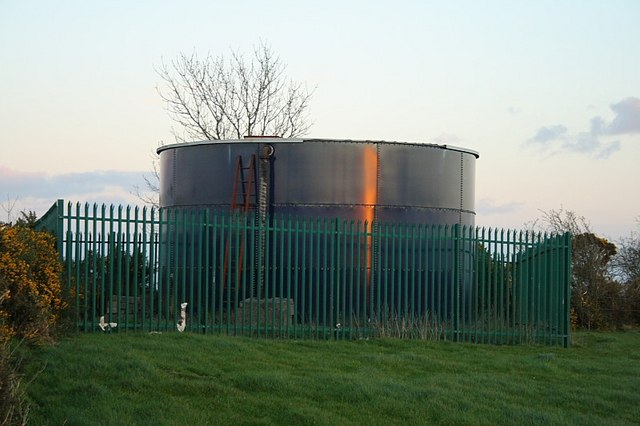 Water storage facility