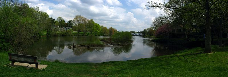 A part of the EPA grant will be used to manage the overrun of storm water in the Wilde Lake in US