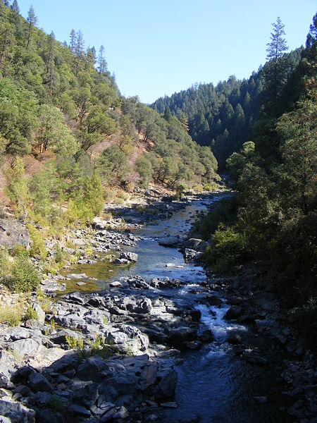 The Donner Summit Public Utility District of the Soda Spring in California is upgrading the wastewater system to prevent effluents from flowing into the Yuba River