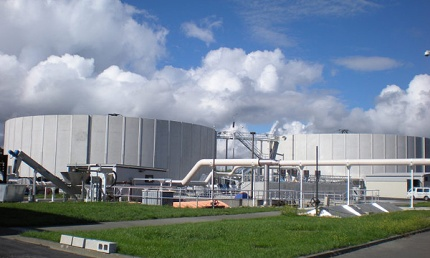 Veolia Water Solutions & Technologies UK supplied trickling filters for the Tahuna Wastewater Treatment Plant Upgrade.