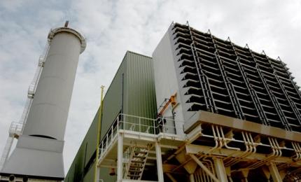 Hamriyah SWRO desalination plant