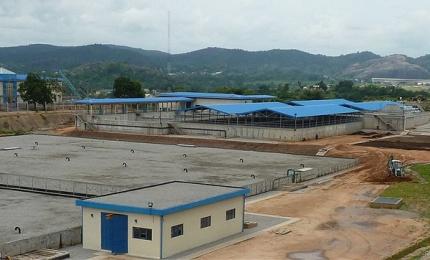 Lower Usuma Dam Water Treatment Plant